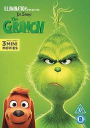 Grinch (Le). DVD = Dr. Seuss' The Grinch / Scott Mosier Yarrow Cheney, réal.  | Mosier Yarrow Cheney , Scott . Metteur en scène ou réalisateur