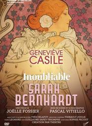 Inoubliable Sarah Bernhardt . DVD / Pascal Vitiello, réal.  | Vitiello , Pascal . Metteur en scène ou réalisateur
