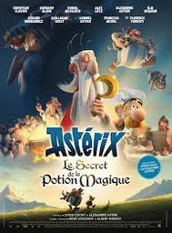 Astérix - Le Secret de la Potion Magique . DVD / Louis Clichy, Alexandre Astier, réal.  | Clichy, Louis. Scénariste