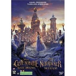 Casse-Noisette et les Quatre Royaumes . DVD = The Nutcracker and the Four Realms / Lasse HallstrÉom, Joe Johnston, réal.  | HallstrÉom , Lasse . Metteur en scène ou réalisateur