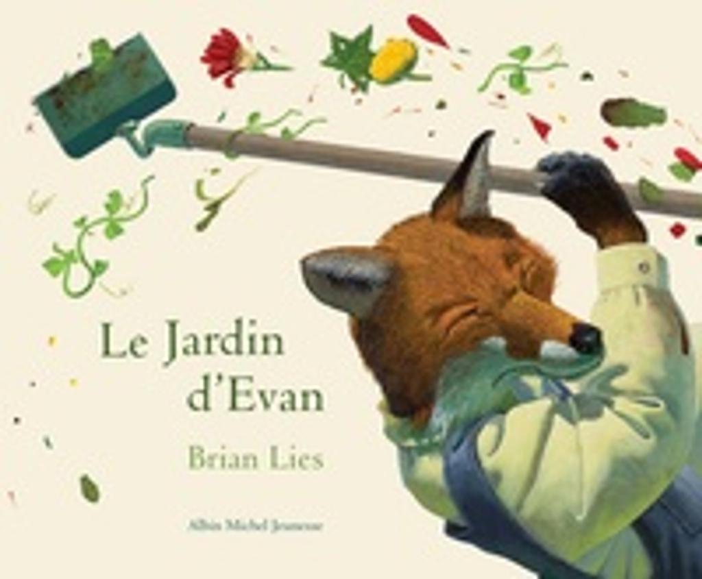 Le jardin d'Evan / Brian Lies  