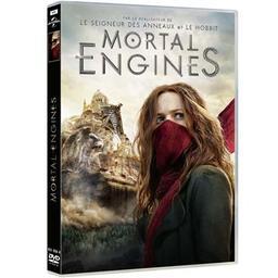 Mortal Engines . DVD / Christian Rivers, réal.  | Rivers , Christian . Metteur en scène ou réalisateur