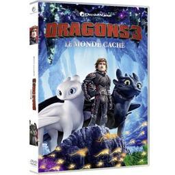 Dragons 3 - Le monde caché. DVD = How to Train Your Dragon: The Hidden World . Le monde caché / Dean DeBlois, réal.  | Deblois, Dean. Scénariste