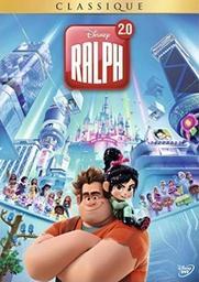 Ralph 2.0 . DVD = Ralph Breaks the Internet / Rich Moore, Phil Johnston, réal.  | Moore, Rich. Metteur en scène ou réalisateur