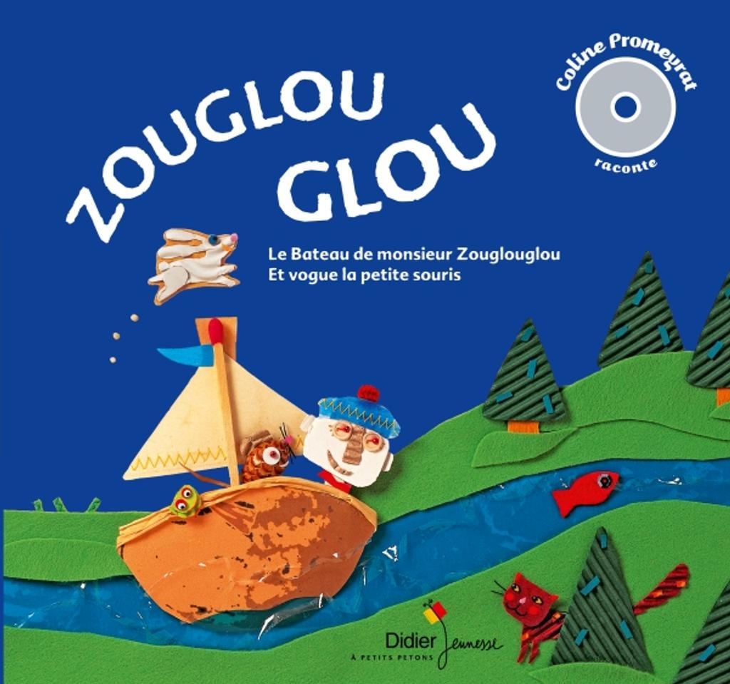 Zouglouglou / contées par Coline Promeyrat   Promeyrat, Coline. Auteur
