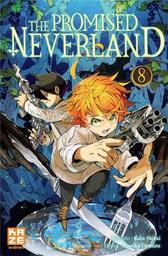 The promised neverland, T. 8 / scénario Kaiu Shirai   Shirai, Kaiu. Auteur