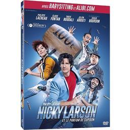 Nicky Larson et le parfum de Cupidon . DVD / Philippe Lacheau, réal.  | Lacheau, Philippe. Interprète