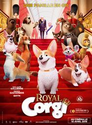 Royal Corgi . DVD = The Queen's Corgi / Ben Stassen, Vincent Kesteloot, réal.    Stassen, Ben. Metteur en scène ou réalisateur