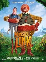 Monsieur Link . DVD = Missing Link / Chris Butler, réal.  | Butler, Chris. Scénariste