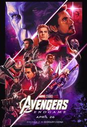 Avengers - Endgame = Avengers - Endgame . DVD / Joe Russo, Anthony Russo, réal.  | Russo, Joe. Metteur en scène ou réalisateur