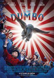Dumbo Le film = Dumbo . DVD / Tim Burton, réal.  | Burton , Tim . Metteur en scène ou réalisateur