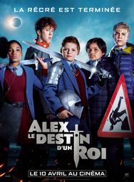 Alex, le destin d'un roi . DVD = The Kid Who Would Be King / Joe Cornish, réal.  | Cornish, Joe. Scénariste