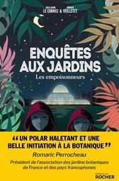 Les empoisonneurs / Guillaume Le Cornec & Romain Veilletet |