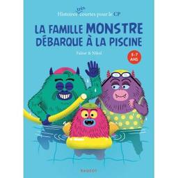 La famille Monstre débarque à la piscine / Falzar   Falzar (1961-....). Auteur
