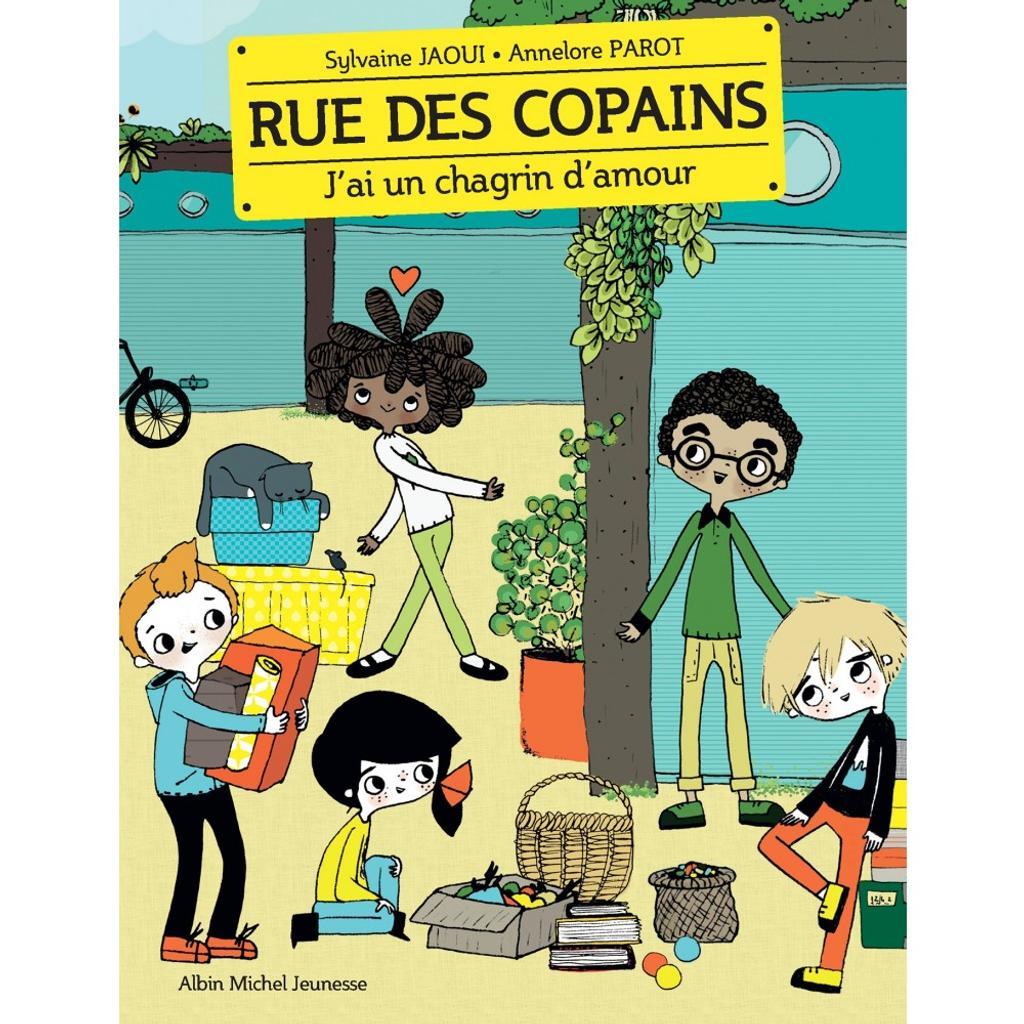 J'ai un chagrin d'amour / Sylvaine Jaoui | Jaoui, Sylvaine (1962-....). Auteur