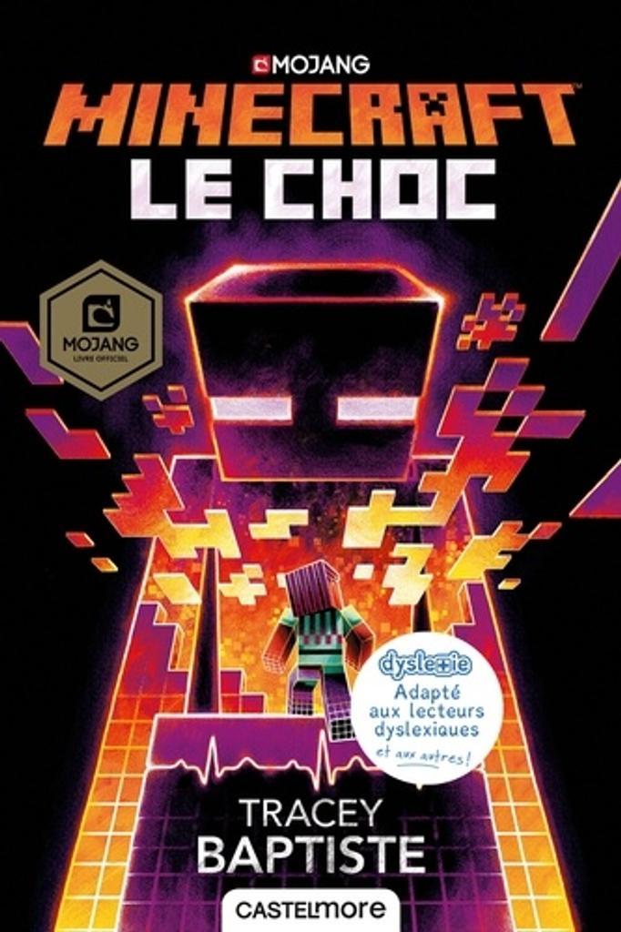 Le choc / Tracey Baptiste   Baptiste, Tracey. Auteur