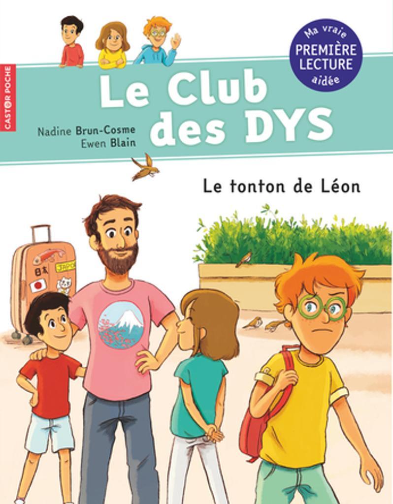Le tonton de Léon / texte de Nadine Brun-Cosme | Brun-Cosme, Nadine (1960-....). Auteur