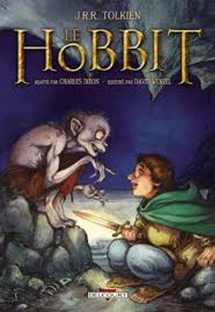 Bilbo le Hobbit / adaptation Charles Dixon  