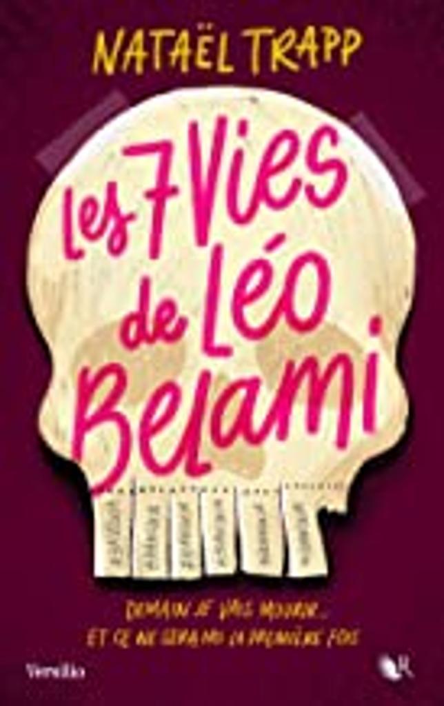 Les 7 vies de Léo Belami / Nataël Trapp  