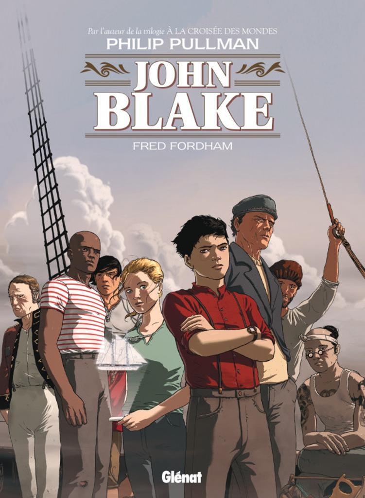 John Blake. 1 / scénario Philip Pullman  