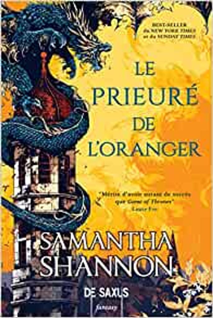 Le Prieuré de l'oranger / Samantha Shannon  