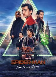 Spider-Man : Far from Home . DVD / Jon Watts, réal.  | Watts, Jon. Metteur en scène ou réalisateur