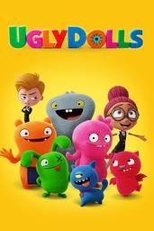 UglyDolls . DVD / Kelly Asbury, réal.    Asbury, Kelly. Metteur en scène ou réalisateur