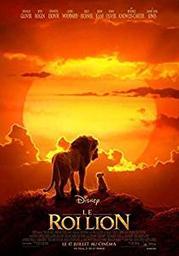 Le Roi Lion - Le Film. DVD : Film version 2019 = The Lion King / Jon Favreau, réal.    Favreau, Jon. Metteur en scène ou réalisateur