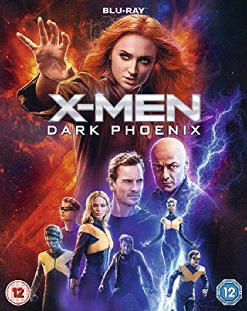 X-Men : Dark Phoenix . DVD = Dark Phoenix / Simon Kinberg, réal.    Kinberg, Simon. Scénariste