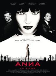 Anna . DVD / Luc Besson, réal.  | Besson , Luc . Scénariste
