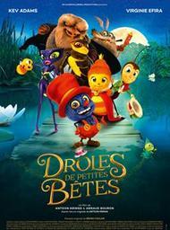 Drôles de petites bêtes . DVD / Arnaud Bouron, Antoon Krings, réal.    Bouron, Arnaud. Scénariste