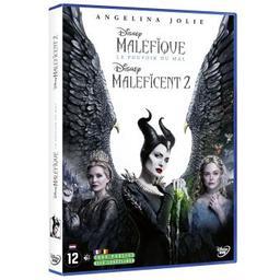 Maléfique 2. DVD : Le pouvoir du mal = Maleficent: Mistress of Evil / Joachim Rønning, réal.    Ronning, Joachim. Metteur en scène ou réalisateur