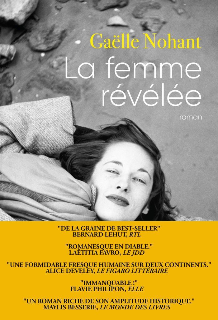 La femme révélée / Gaëlle Nohant  