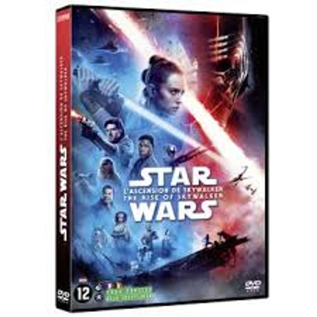 Star Wars - L'ascension de Skywalker . DVD = Star Wars: The Rise of Skywalker / J.J. Abrams, réal.  | Abrams, J.J.. Scénariste