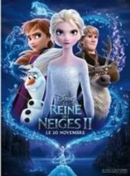 La Reine des neiges 2. DVD = Frozen II / Chris Buck, Jennifer Lee, réal.  | Buck, Chris. Metteur en scène ou réalisateur