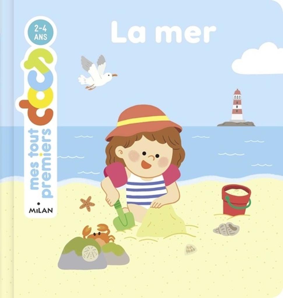 La mer / texte de Jeanne Boyer |