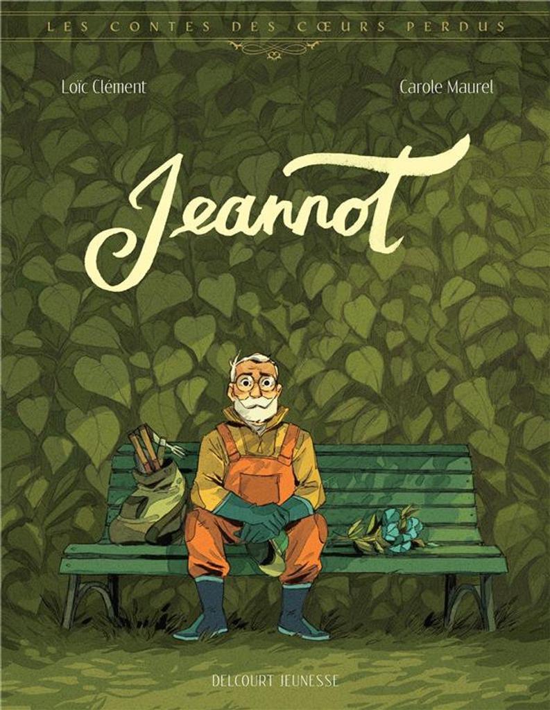 Jeannot / scénario Loïc Clément |