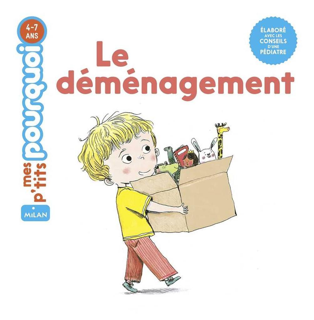Le déménagement / texte de David Marchand et Guillaume Prévôt |