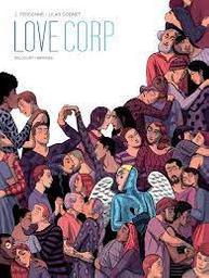 Love corp / scénario J. Personne   J. Personne (1990-....). Auteur