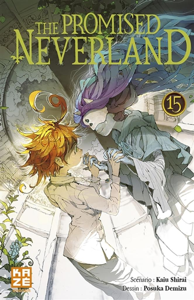 The promised Neverland, T. 15 / scénario Kaiu Shirai |