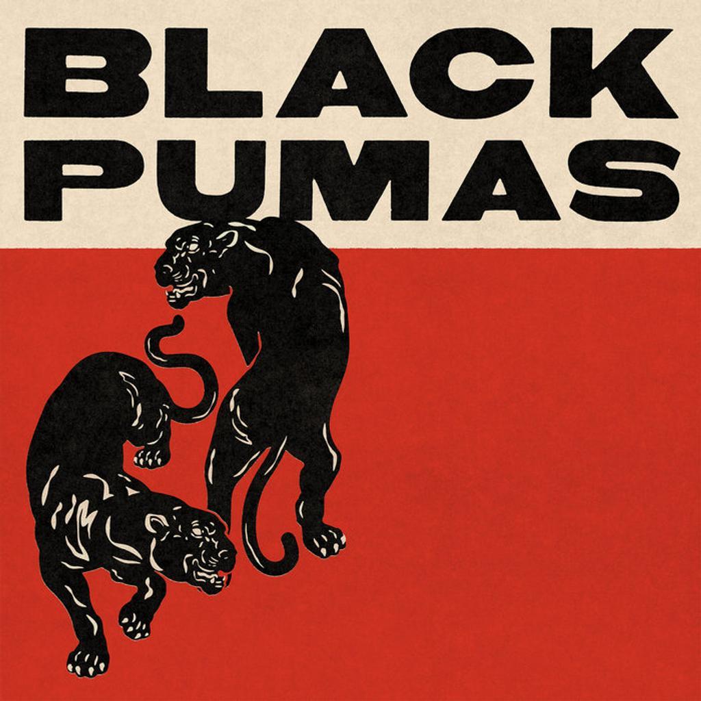 Black Pumas / Black Pumas |