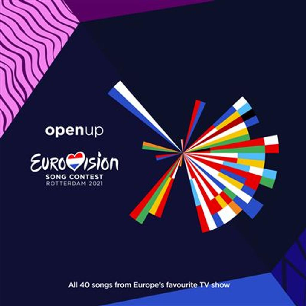 Eurovision song contest : Rotterdam 2021 / Anxhela Peristeri |