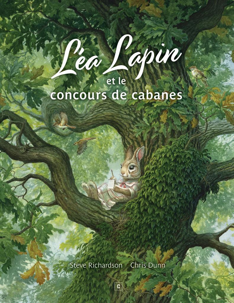 Léa Lapin et le concours de cabanes / Steve Richardson |
