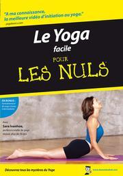 Le Yoga facile pour les nuls. DVD / monteur Andréa Ambandos   Ambandos, Andréa. Monteur