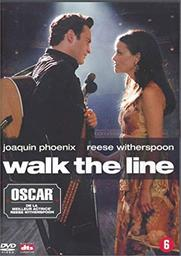 Walk the line. DVD / monteur dialoguiste James Mangold, dialoguiste Gill Dennis, compositeur T-Bone Burnett, compositeur Johnny Cash | Mangold, James. Monteur. Dialoguiste